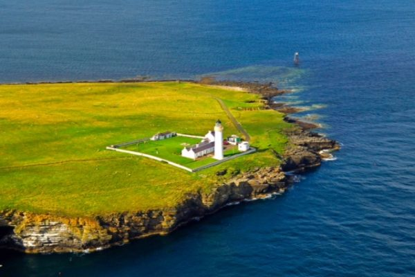 About Cantick Head Lighthouse
